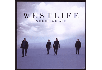 Westlife - WHERE WE ARE [CD]