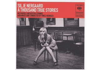 Silje Nergaard - A Thousand True Stories - (CD)