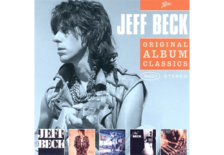 Jeff Beck - ORIGINAL ALBUM CLASSICS [CD]