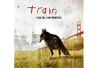 Train - SAVE ME SAN FRANCISCO - (CD)