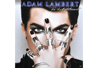 Adam Lambert - For Your Entertainment - (CD)