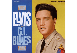 Elvis Presley - G.I.Blues - (CD)