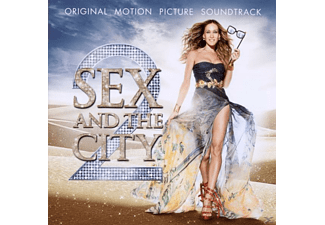 Különböző előadók - Sex and the City 2 - Original Motion Picture Soundtrack (Szex és New York 2.) (CD)