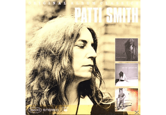 Patti Smith - Original Album Classics [CD]