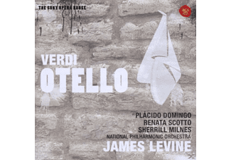 James Levine - Otello-Sony Opera House - (CD)