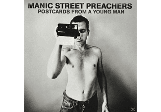 Manic Street Preachers - POSTCARDS FROM A YOUNG MAN - (CD)