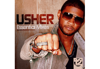 Usher & Various, Usher - 12 MASTERS - THE ESSENTIAL MIXES [CD]