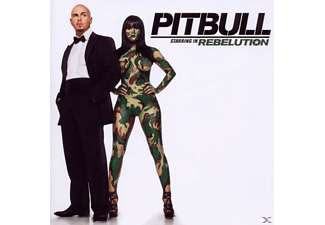 Pitbull - Rebelution [CD]