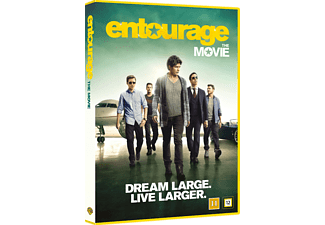 Entourage The Movie Komedi DVD