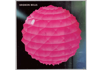 James Broken Bells / Mercer - Broken Bells [CD]
