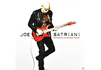 Joe Satriani - BLACK SWANS AND WORMHOLE WIZARDS [CD]