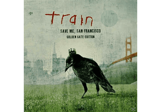 Train - SAVE ME,SAN FRANCISCO (GOLDEN GATE EDITION) [CD]