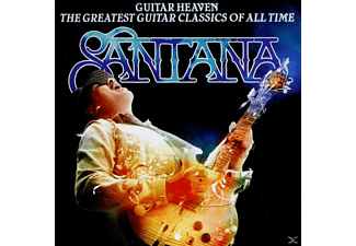 Carlos Santana - GUITAR HEAVEN - THE GREATEST GUITAR CLASSICS OF AL [CD]