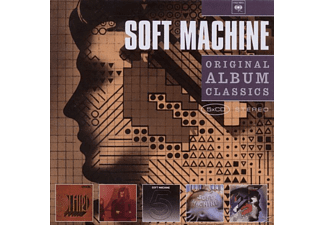 Soft Machine - Original Album Classics - (CD)