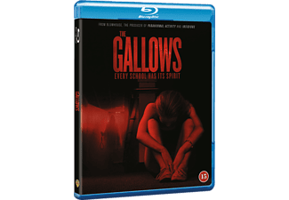 The Gallows Skräck Blu-ray