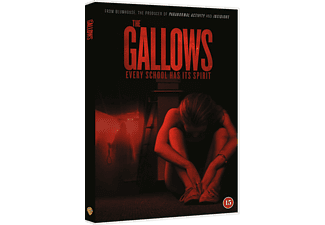 The Gallows Skräck DVD