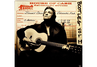 Johnny Cash - Johnny Cash Bootleg, Vol.1: Personal File - (CD)