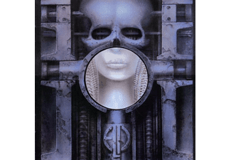 Palmer - Brain Salad Surgery [CD]
