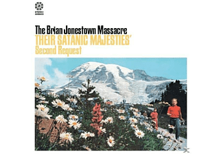 The Brian Jonestown Massacre - Their Satanic Majestie's Second - (CD)