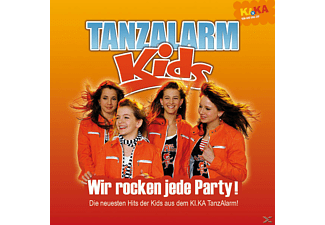 Tanzalarmkids - Wir Rocken Jede Party! [CD]