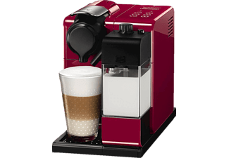 DELONGHI EN550 Nespresso Lattissima Touch Kapselmaschine Glam Red