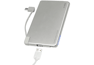 SBS MOBILE Powerbank Aluminium 6200 MAH