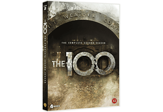 The 100 S2 TV-serie DVD