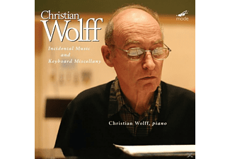 Christian Wolff - Incidental Music And Keyboard... - (CD)