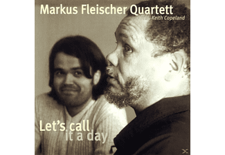Markus Fleischer, Keith Copland - Let's Call It A Day [CD]