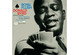 Donald Byrd, Pepper Adams, Herbie Hancock, Butch Warren, Billy Higgins - Royal Flush (Ltd.180g Vinyl) [Vinyl]