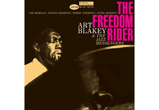 Art Blakey, The Jazz Messengers - The Freedom Rider (Ltd.180g Vinyl) [Vinyl]