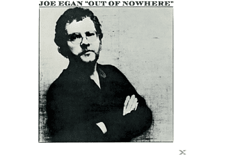 Joe Egan - Out Of Nowhere - (CD)