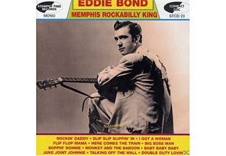 Eddie Bond - Memphis Rockabilly Kin - (CD)