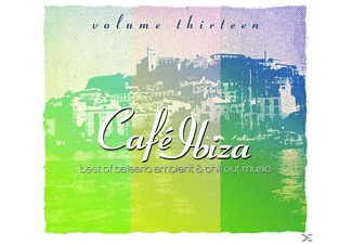VARIOUS - Cafe Ibiza Vol.13 [CD]