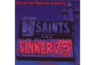VARIOUS - Saints And Sinners [CD]
