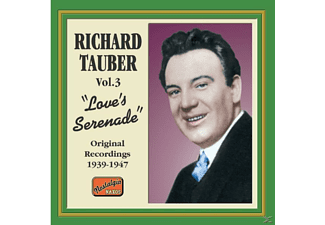 Richard Tauber - Love's Serenade - (CD)