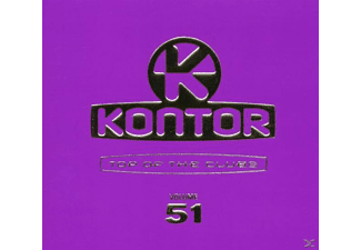 VARIOUS - Kontor Top Of The Clubs 51 [CD]