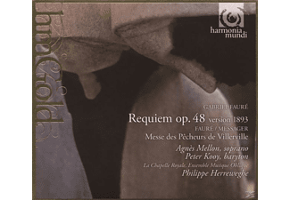 Peter Kooy - Requiem Op.48/Messe des Pecheurs - (CD)