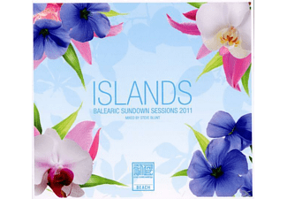 VARIOUS - Islands 2011 - (CD)