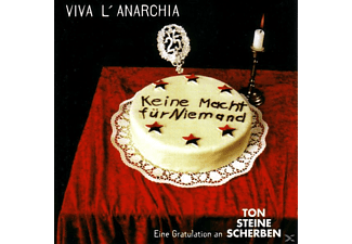Various - Viva L' Anarchia (Ton Steine Scherben Tribut) - (CD)