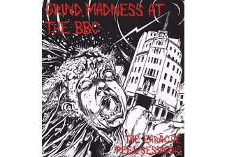 VARIOUS - Grind Madness At The Bbc - (CD)