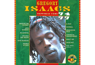 Gregory Isaacs - Happiness Come '74-'77 (CD)