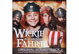 VARIOUS - Wickie Auf Großer Fahrt [Soundtrack] - (CD)