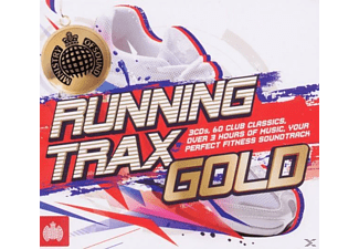 VARIOUS - Running Trax Gold [CD]