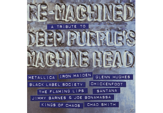 VARIOUS - Re-Machined:A Tribute To Deep Purple [Vinyl]