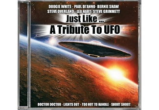 VARIOUS - Just Like-A Tribute To Ufo - (CD)