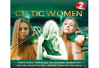 VARIOUS - Celtic Women - (CD)
