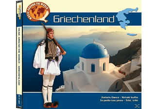 VARIOUS, Music Around The World - Griechenland [CD]