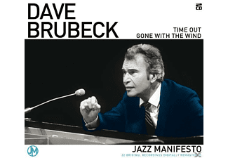 Dave Brubeck - Time Out - Gone With The Wind - (CD)