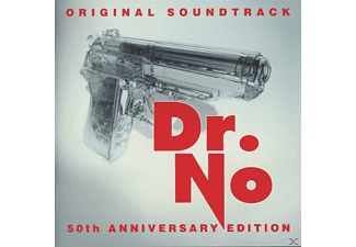 OST/VARIOUS - Dr.No-50th Anniversary Edition - (CD)